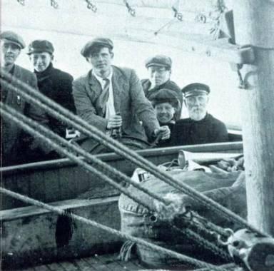 Crew of the Snark