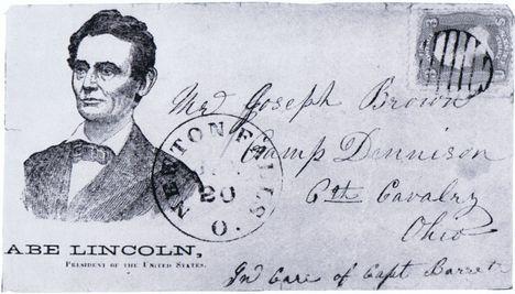Lincoln env Jan62