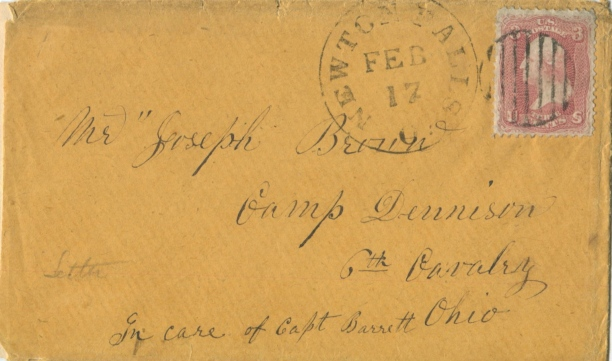 Mary Brown ltr Feb62