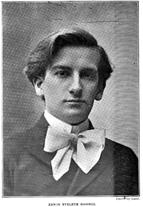 Irwin E Hassell 1905