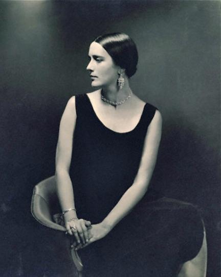Anita Wood Chace 1925 Steichen 1