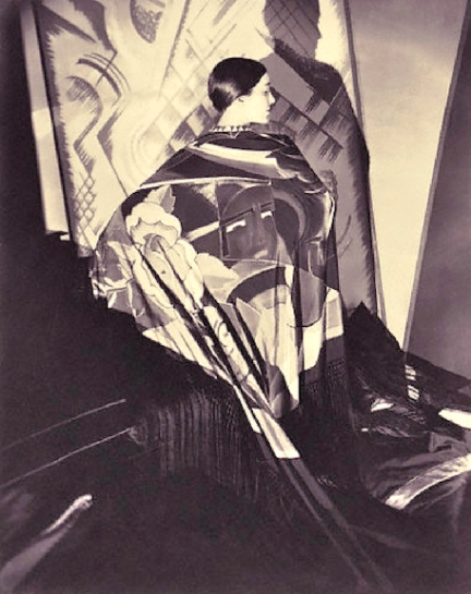 Anita Wood Chace 1925 Steichen 2