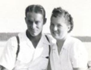 Gordon and Doris Englund Leibel