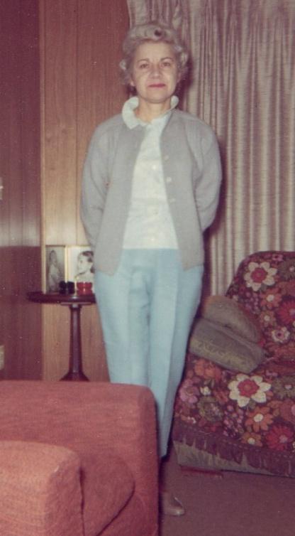 Gramma Wright 1970s