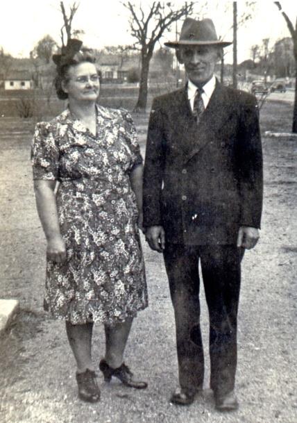 William and Josephine Leibel