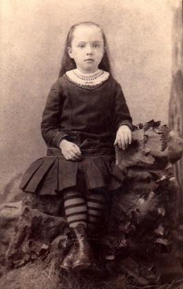 Jessie Benton Hermans - c. 1882-sm