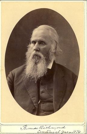 RICHMOND, Thomas 1876