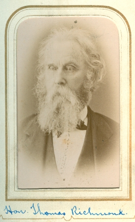 RICHMOND, Thomas c 1890