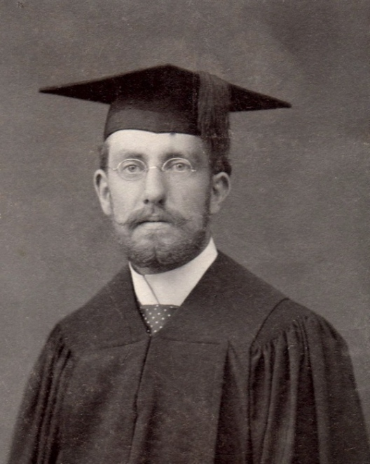 Bert Watson - Willliams College - 1899