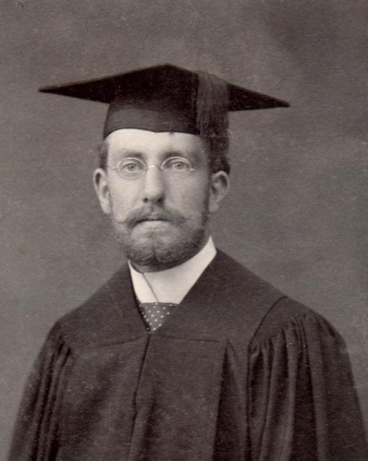 Bert Watson - Willliams College - 1899