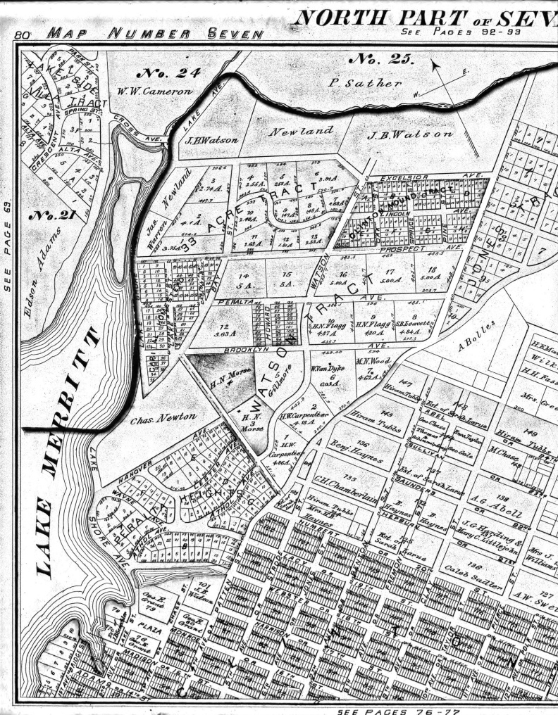 WATSON JB property 1878