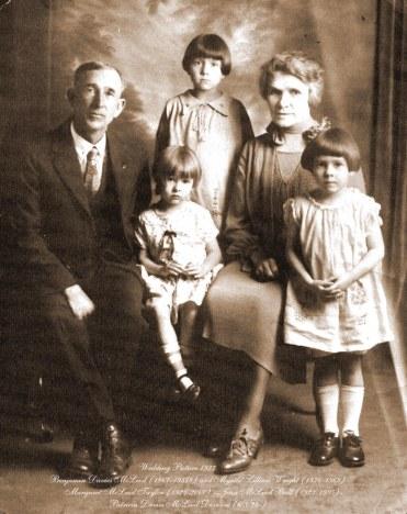 Ben-Myrtle McLeod 1927