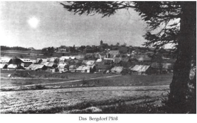 Bergdorf Plöß