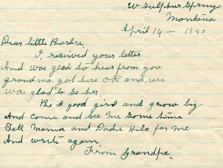 JW Ralston ltr Apr 1940