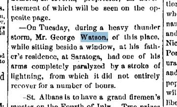 News-WATSON, Geo W-Lightning-1868