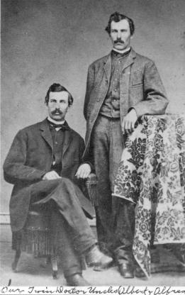 Albert Richmond-Alfred Richmond c1865