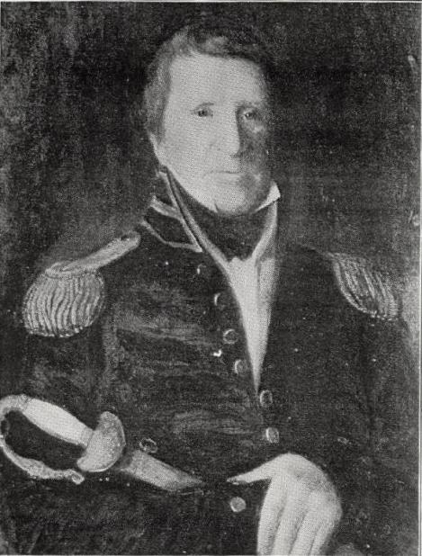 Gen John Burrows