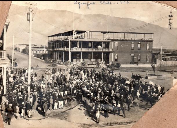 Iquique, Chile - 1906