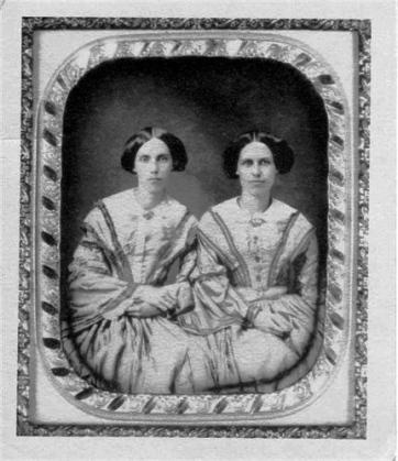 Melinda (Richmond) Corbett-Ellen (Richmond) Adams c1860