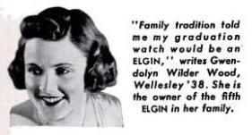 WILDER, Gwendolyn 1939