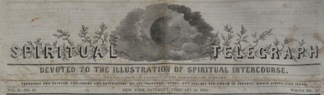 spiritual telegraph