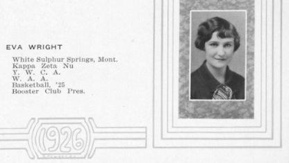 Eve Wright-1926 Chinook MSNC