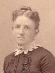 WOOD Josephine 1870s