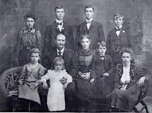 E. E. Fox Family