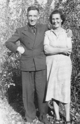 Ed & Lillian c1935