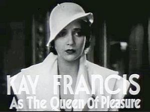 Kay-francis-trailer