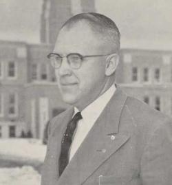 Ken Rawson FCHS Principal 1956